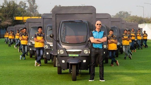 jeff bezos in india